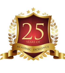 25 Year Of Academic Excellence