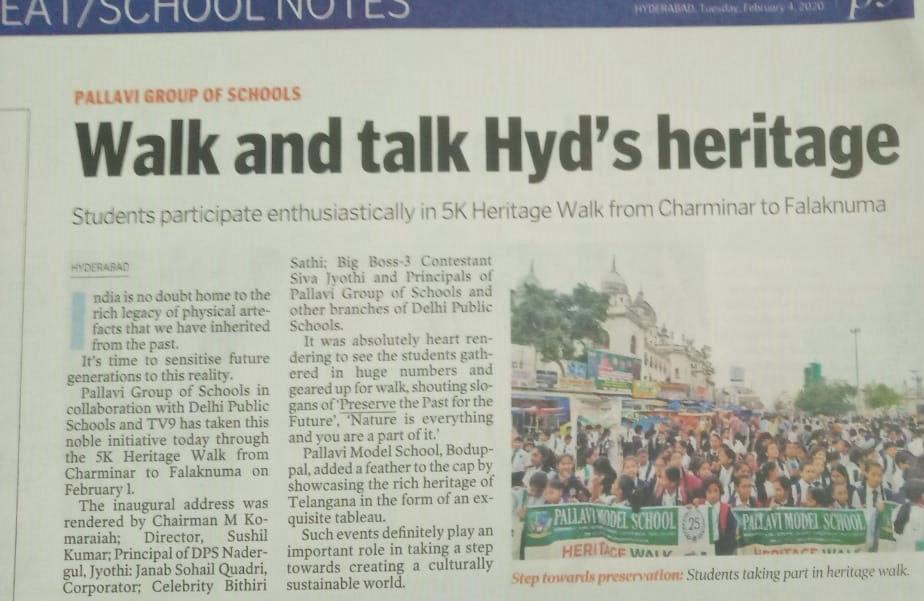 Best Pre-Primary Schools in Hyderabad