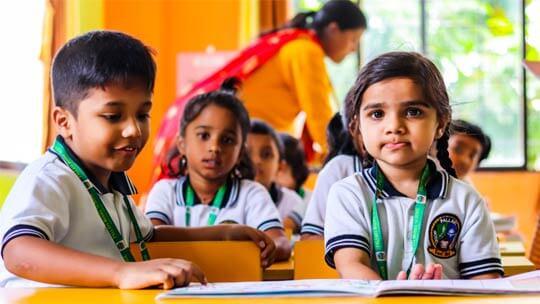 Top Schools in Hyderabad
